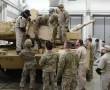 美國M1A2主戰車加裝防護設備